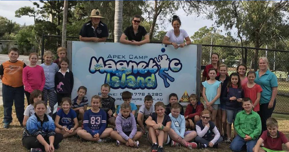 Year 4 and Year 5 Magnetic Island Camp